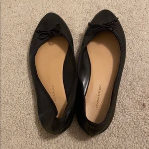 Banana republic flats size 8